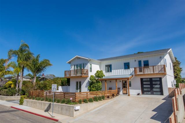 1855 Mackinnon Ave., Cardiff By The Sea, CA 92007 (#180010005) :: Hometown Realty