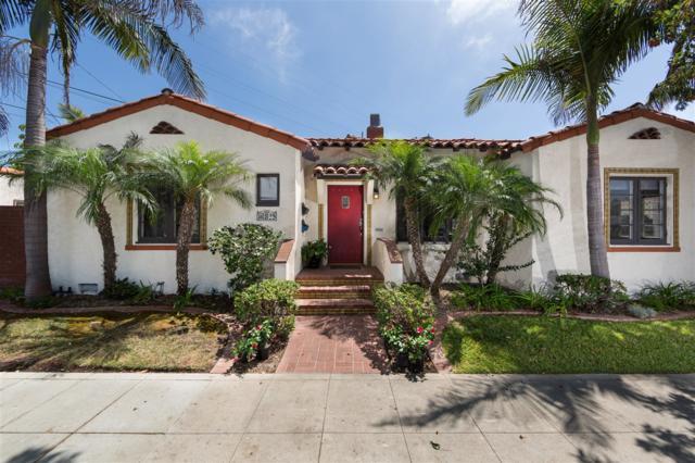 825-827 Olive Ave, Coronado, CA 92118 (#180010120) :: Neuman & Neuman Real Estate Inc.