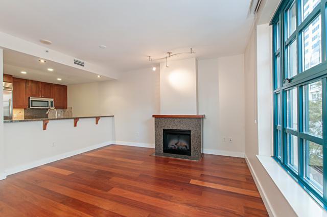 700 W E Street #103, San Diego, CA 92101 (#180010140) :: The Houston Team | Coastal Premier Properties