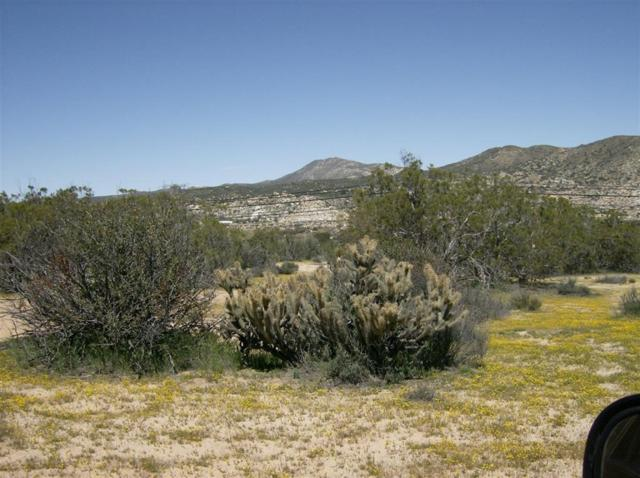 36.83 acres Old Hwy. 80 #13, Jacumba, CA 91934 (#180010346) :: Impact Real Estate