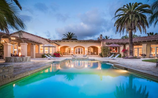 17262 Via Recanto, Rancho Santa Fe, CA 92067 (#180010875) :: Beachside Realty