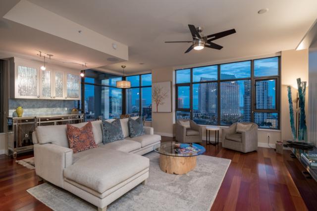 700 W E Street #1506, San Diego, CA 92101 (#180010882) :: Keller Williams - Triolo Realty Group