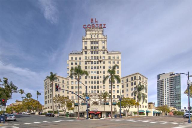 702 Ash St #206, San Diego, CA 92101 (#180010926) :: Beachside Realty