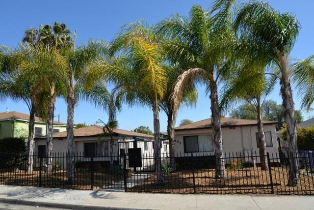 443-445 47th Street, San Diego, CA 92102 (#180011400) :: PacifiCal Realty Group