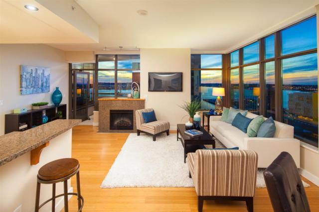 700 W E St #2103, San Diego, CA 92101 (#180011785) :: Keller Williams - Triolo Realty Group