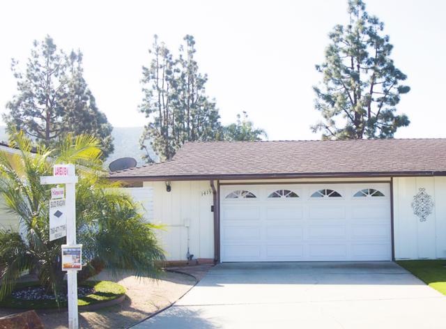 1419 La Habra Dr, San Marcos, CA 92078 (#180011846) :: KRC Realty Services