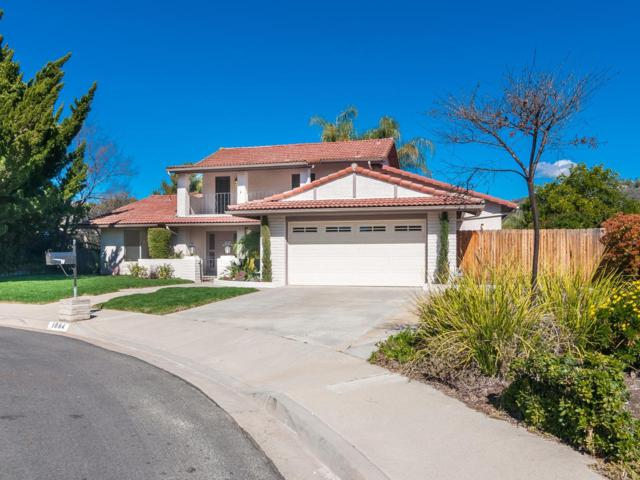 1064 Janet Place, San Marcos, CA 92069 (#180011850) :: The Yarbrough Group