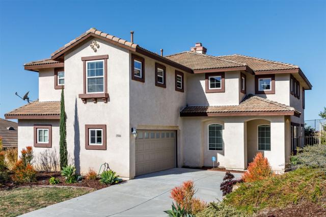 1586 Loma Alta Dr., San Marcos, CA 92069 (#180011921) :: The Houston Team   Coastal Premier Properties
