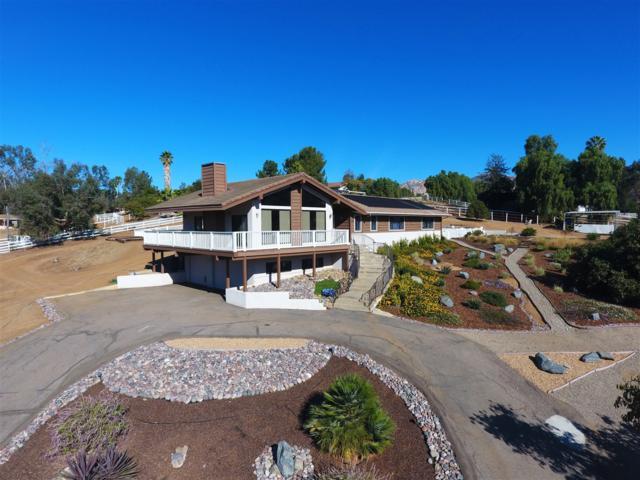 9815 Circa Valle Verde, El Cajon, CA 92021 (#180012008) :: Douglas Elliman - Ruth Pugh Group
