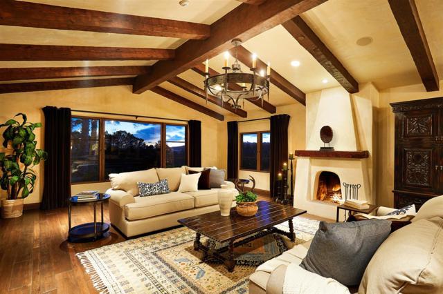 4631 La Orilla, Rancho Santa Fe, CA 92067 (#180012058) :: The Houston Team | Coastal Premier Properties