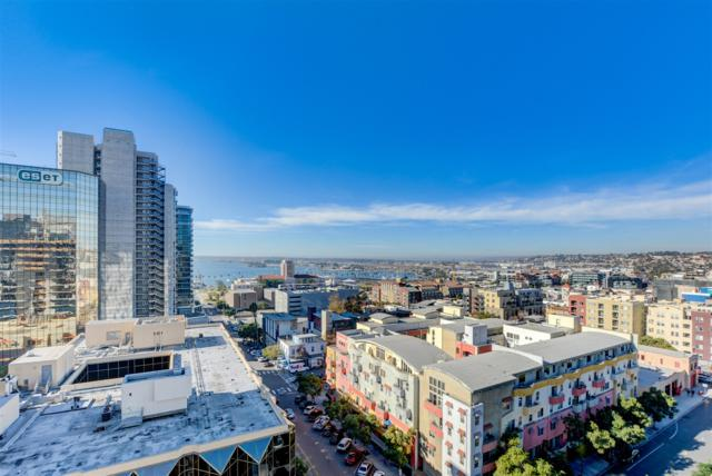 425 W Beech St #1455, San Diego, CA 92101 (#180012297) :: The Yarbrough Group