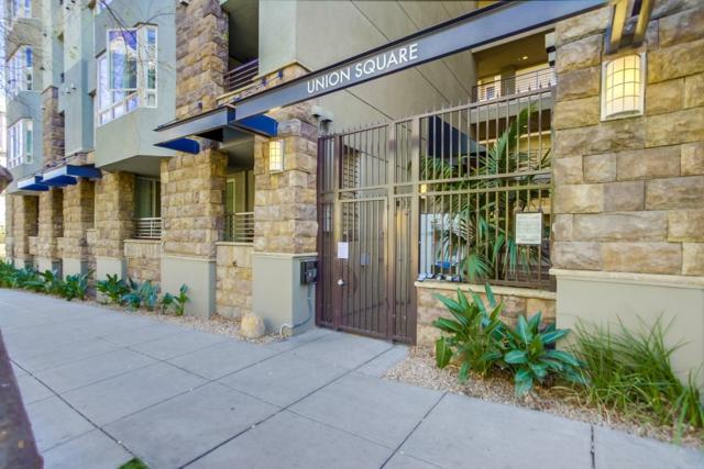 1465 C Street #3620, San Diego, CA 92101 (#180012313) :: The Yarbrough Group