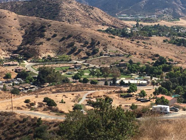 00 Harbison Canyon Rd #00, El Cajon, CA 92019 (#180012341) :: Keller Williams - Triolo Realty Group