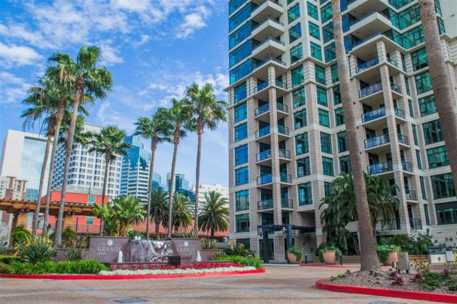 1199 Pacific Hwy #502, San Diego, CA 92101 (#180012541) :: The Yarbrough Group