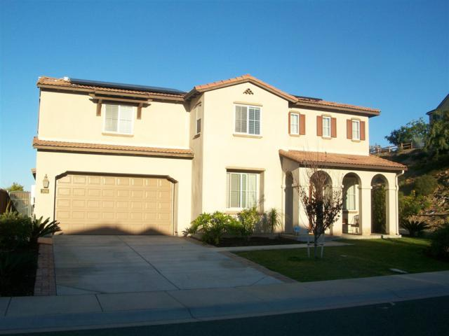 3016 Calico Street, Santee, CA 92071 (#180012777) :: The Yarbrough Group