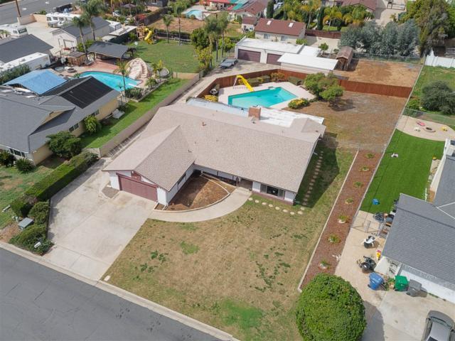 154 El Camino Pequeno, El Cajon, CA 92019 (#180012999) :: The Houston Team | Coastal Premier Properties