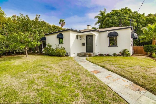 5415 Adams Ave., San Diego, CA 92115 (#180013276) :: Douglas Elliman - Ruth Pugh Group