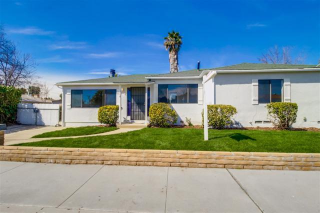 816 Oro Street, El Cajon, CA 92021 (#180013357) :: Douglas Elliman - Ruth Pugh Group