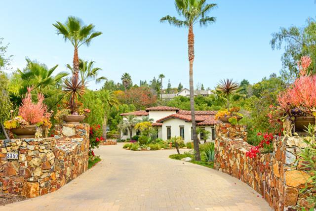 3350 Wildflower Valley Dr, Encinitas, CA 92024 (#180013368) :: KRC Realty Services