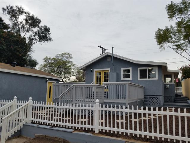 3696 Bellingham Ave, San Diego, CA 92104 (#180013440) :: Douglas Elliman - Ruth Pugh Group