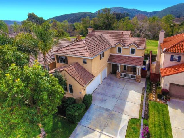 554 Chesterfield Circle, San Marcos, CA 92069 (#180013463) :: KRC Realty Services