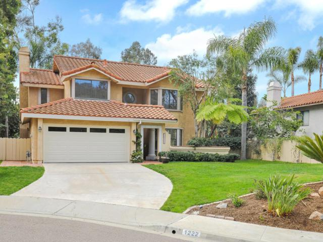 1222 Avenida Miguel, Encinitas, CA 92024 (#180013468) :: Beachside Realty