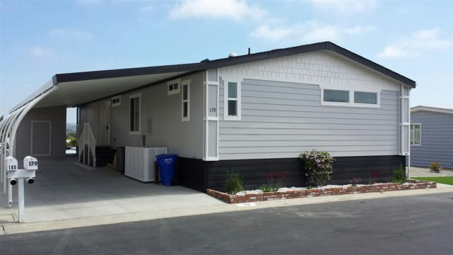 650 S Rancho Santa Fe Rd. #179, San Marcos, CA 92078 (#180013581) :: Beachside Realty