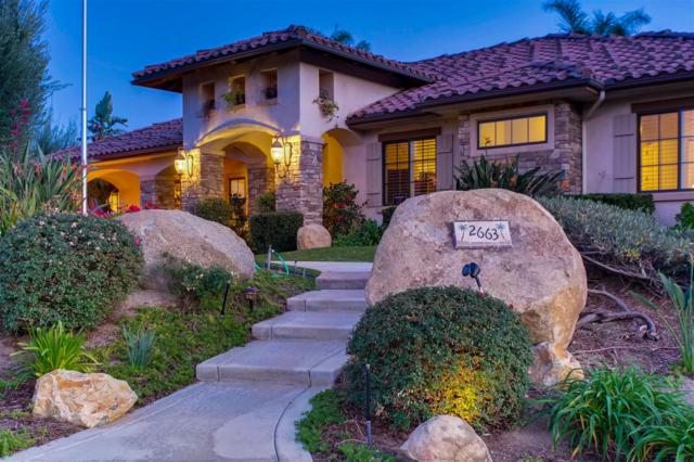 2663 Vista De Palomar, Fallbrook, CA 92028 (#180013636) :: Allison James Estates and Homes