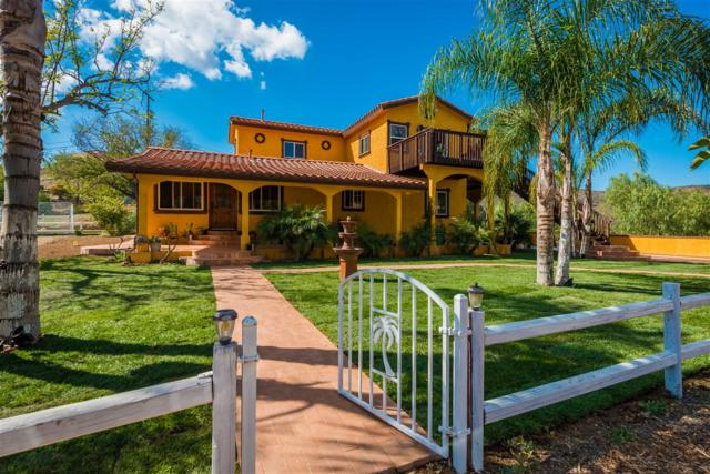 14380 Lyons Valley Rd., Jamul, CA 91935 (#180013666) :: Impact Real Estate
