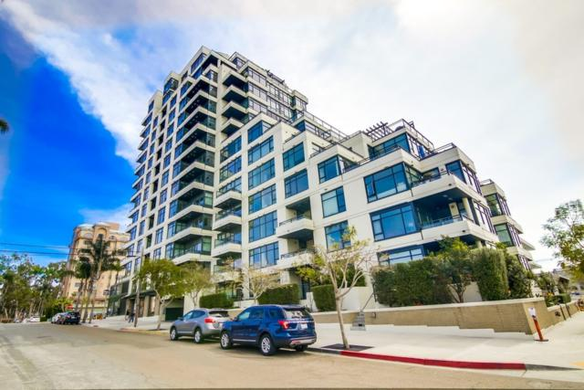 475 Redwood St #406, San Diego, CA 92103 (#180013699) :: KRC Realty Services