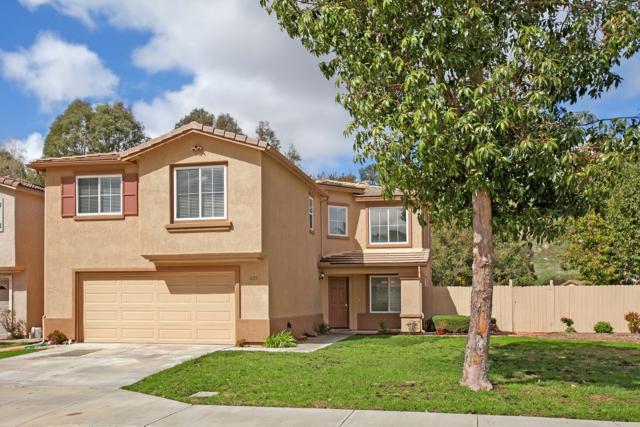 625 Jacks Creek Rd, Escondido, CA 92027 (#180013734) :: Beachside Realty