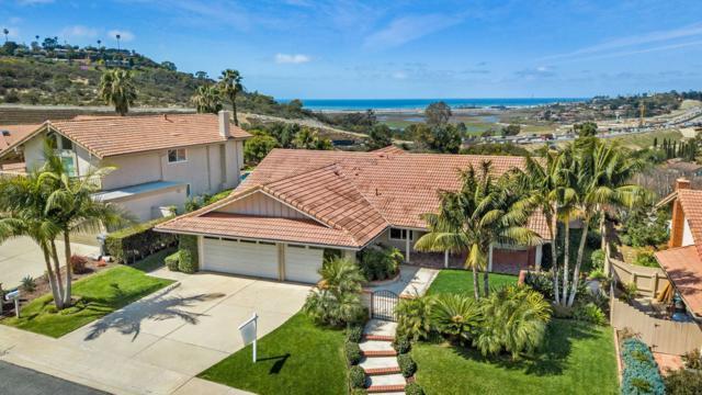 709 Santa Olivia, Solana Beach, CA 92075 (#180013775) :: Beachside Realty