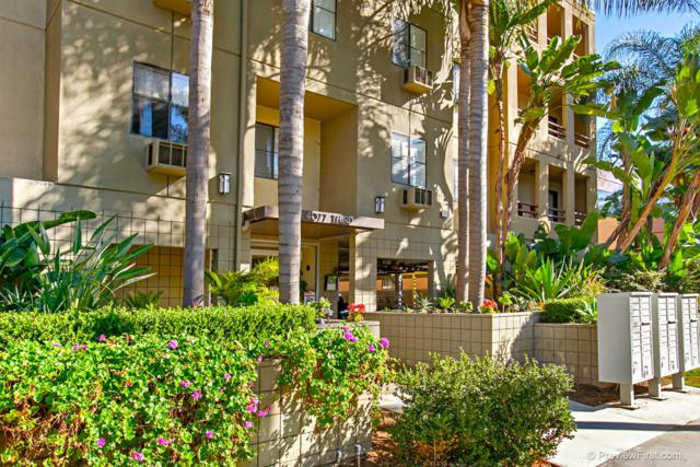 4077 3rd Ave #306, San Diego, CA 92103 (#180013795) :: KRC Realty Services