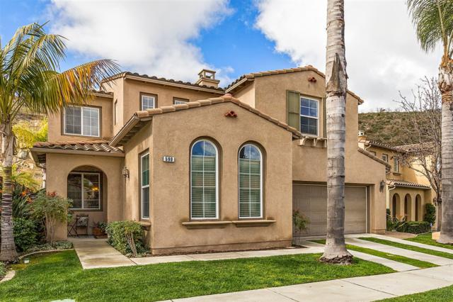 590 Via Del Caballo, San Marcos, CA 92078 (#180013812) :: The Yarbrough Group