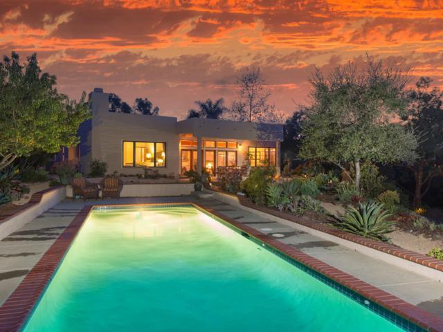 1492 N Stage Coach Lane, Fallbrook, CA 92028 (#180013825) :: Allison James Estates and Homes