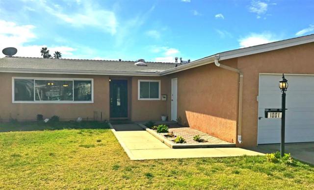 1001 Naranca Ave, El Cajon, CA 92021 (#180013895) :: Douglas Elliman - Ruth Pugh Group