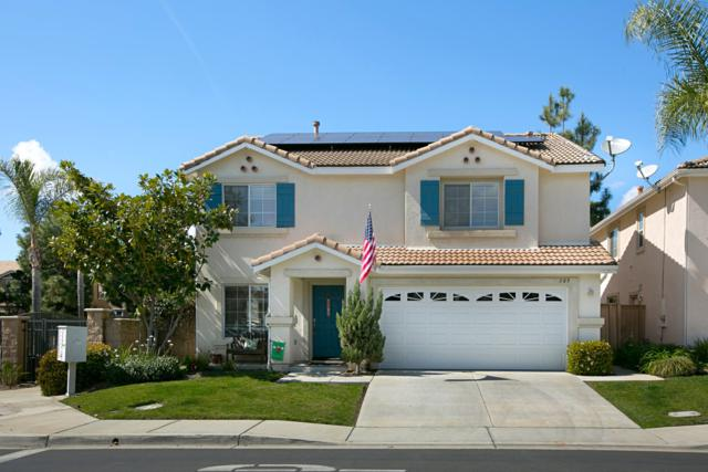 309 Spring Canyon Way, Oceanside, CA 92057 (#180013897) :: Hometown Realty