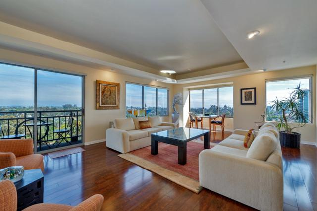 3060 6th Ave - Penthouse 4, San Diego, CA 92103 (#180014007) :: Neuman & Neuman Real Estate Inc.