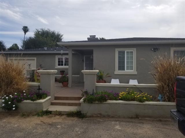 1207 E Fallbrook, Fallbrook, CA 92028 (#180014042) :: Allison James Estates and Homes