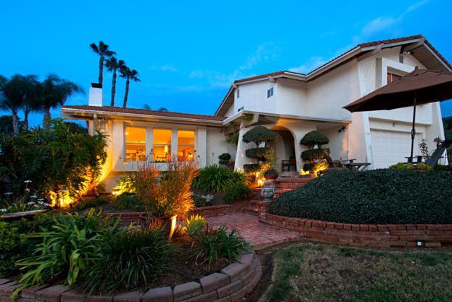 1322 Loma De Paz, Escondido, CA 92027 (#180014077) :: The Houston Team | Coastal Premier Properties