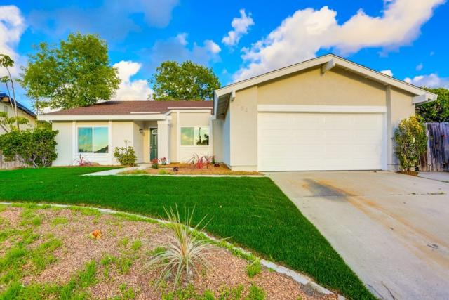 783 Granada Dr, Vista, CA 92083 (#180014120) :: The Yarbrough Group