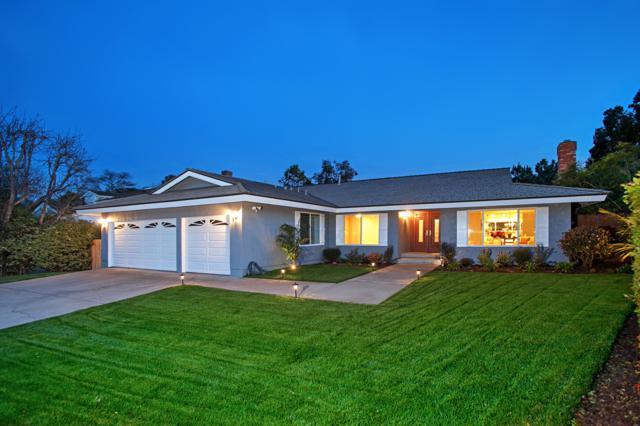 3695 Cedarbrae Ln, San Diego, CA 92106 (#180014176) :: PacifiCal Realty Group