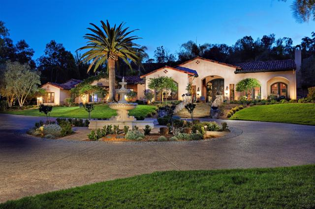 16250 Rambla De Las Flores, Rancho Santa Fe, CA 92067 (#180014183) :: The Houston Team | Coastal Premier Properties