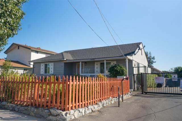 661-675 Emerald Ave., El Cajon, CA 92020 (#180014189) :: Neuman & Neuman Real Estate Inc.