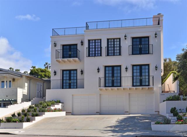 1233 Silverado Street, La Jolla, CA 92037 (#180014209) :: PacifiCal Realty Group