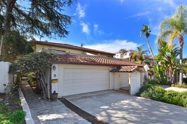 625 Bonair Place B, La Jolla, CA 92037 (#180014233) :: PacifiCal Realty Group