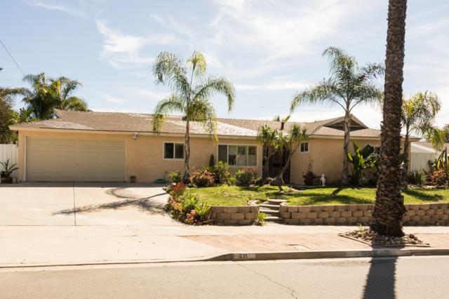 231 Meadow Crest Drive, San Diego, CA 92020 (#180014287) :: PacifiCal Realty Group