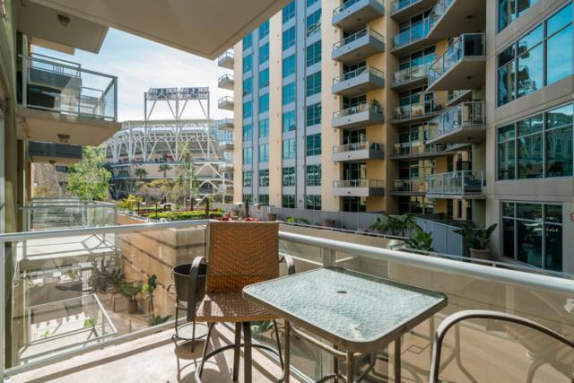 206 Park Blvd #314, San Diego, CA 92101 (#180014386) :: The Yarbrough Group