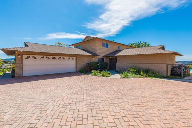 1490 Hidden Mesa Trail, El Cajon, CA 92019 (#180014474) :: Neuman & Neuman Real Estate Inc.