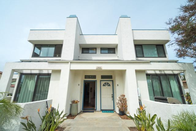 1366 Thomas Ave #2, Pacific Beach, CA 92109 (#180014482) :: Neuman & Neuman Real Estate Inc.